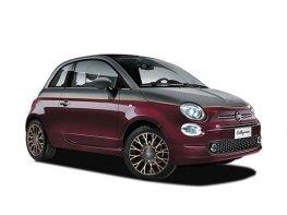 Fiat 500 Collezione Fall