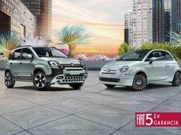 Új 500 & Panda Hybrid Launch Edition