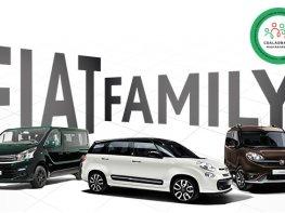 FIAT FAMILY nagycsaládos ajánlat
