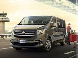 Fiat Talento VIP Busz