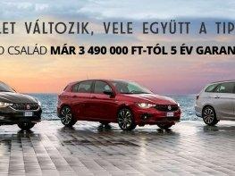Fiat Tipo család